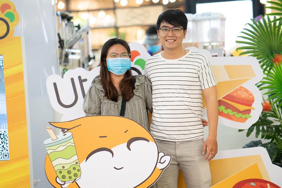 Giới trẻ Sài Gòn đổ xô đến Vạn Hạnh Mall, săn quà cùng Utop - Ảnh 6.