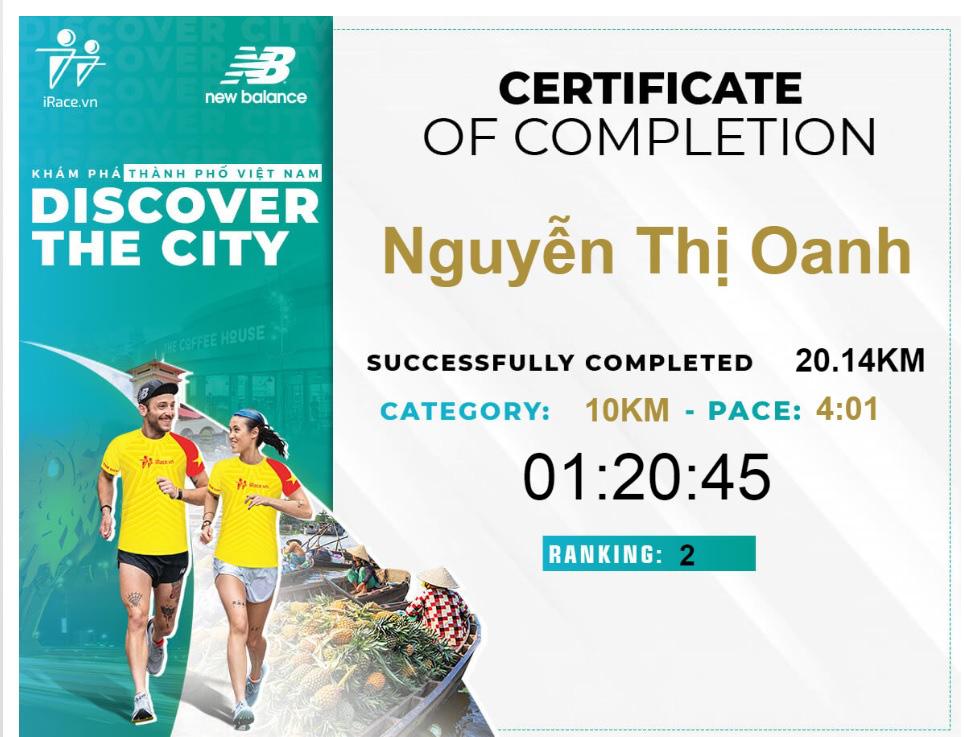 """""""Chạy Để Khám Phá Thành Phố Tôi Yêu"""" với kỷ lục gia SEA Games Nguyễn Thị Oanh - Ảnh 4."""