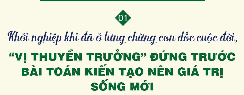 Chủ tịch GP. Invest Nguyễn Quốc Hiệp: Câu chuyện về những trăn trở thường trực với từng đứa con tinh thần - Ảnh 1.