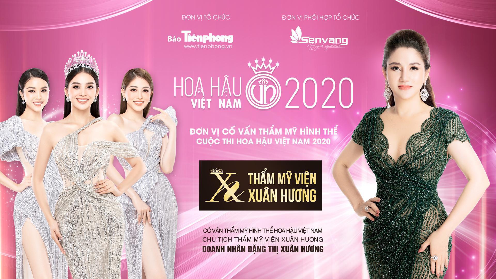 Từ đơn vị thẩm mỹ top đầu đến Cố vấn Thẩm mỹ hình thể Hoa hậu Việt Nam 2020 - Ảnh 1.