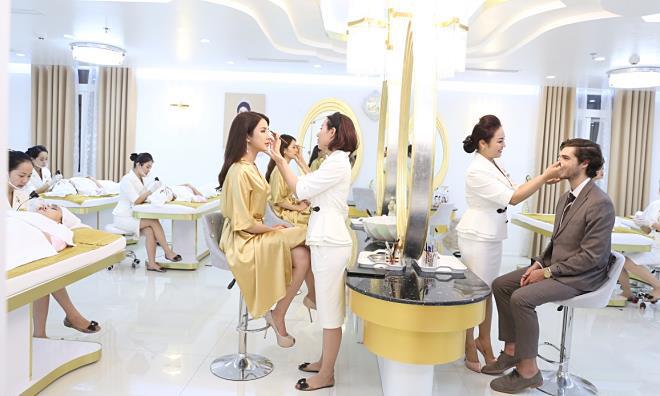 Từ đơn vị thẩm mỹ top đầu đến Cố vấn Thẩm mỹ hình thể Hoa hậu Việt Nam 2020 - Ảnh 2.