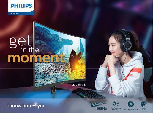 Ấn tượng 2 màn hình gaming mới nhất của Philips - Ảnh 1.