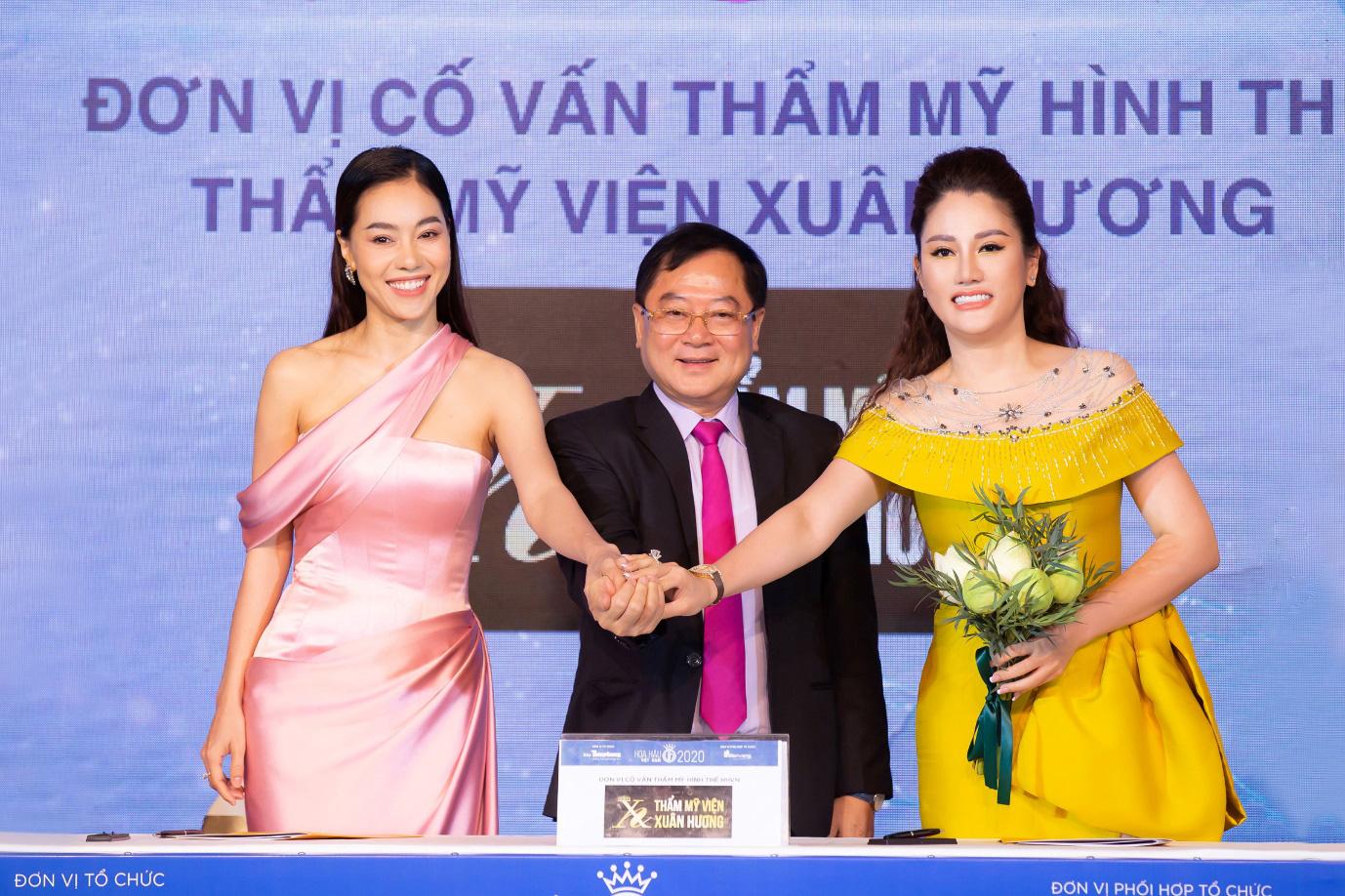 Từ đơn vị thẩm mỹ top đầu đến Cố vấn Thẩm mỹ hình thể Hoa hậu Việt Nam 2020 - Ảnh 4.