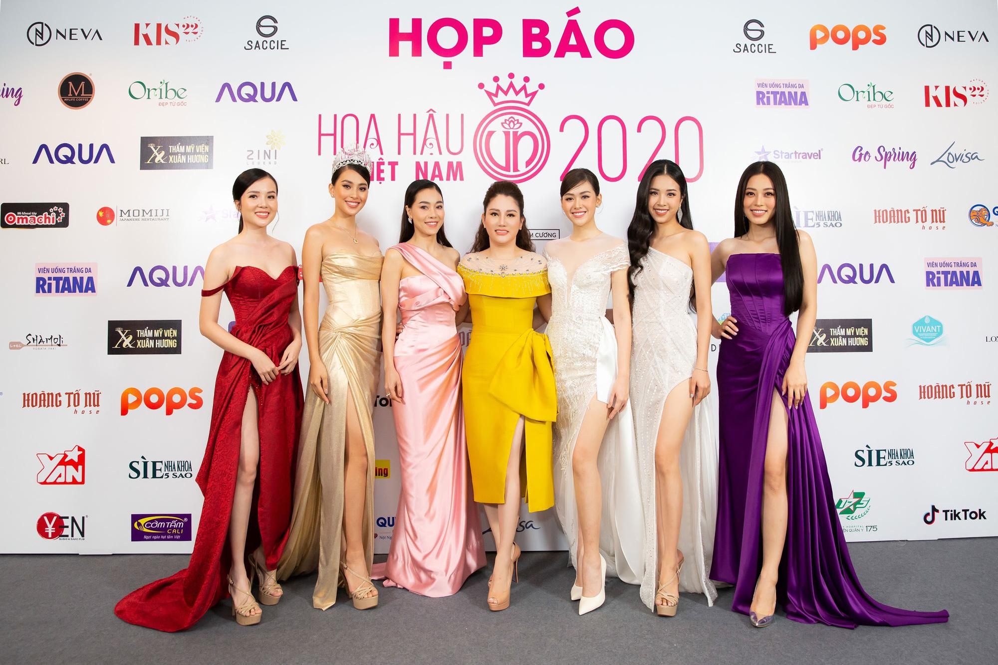 Từ đơn vị thẩm mỹ top đầu đến Cố vấn Thẩm mỹ hình thể Hoa hậu Việt Nam 2020 - Ảnh 6.