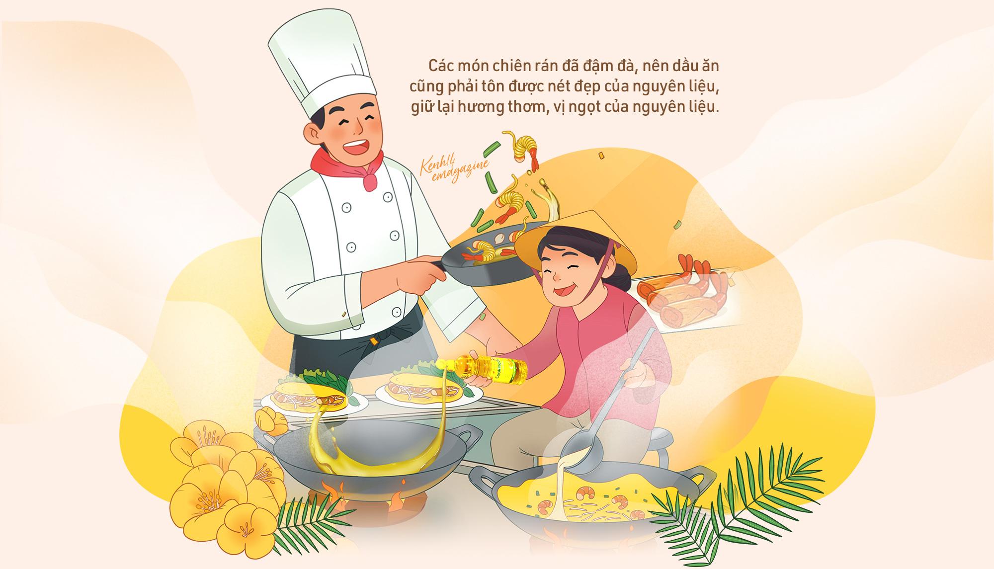 Bản đồ ẩm thực Việt chưa bao giờ thiếu những món chiên rán giòn ngon mà vùng nào cũng có, bí mật nằm ở đâu? - Ảnh 6.