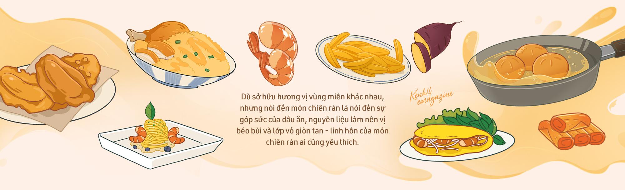 Bản đồ ẩm thực Việt chưa bao giờ thiếu những món chiên rán giòn ngon mà vùng nào cũng có, bí mật nằm ở đâu? - Ảnh 7.