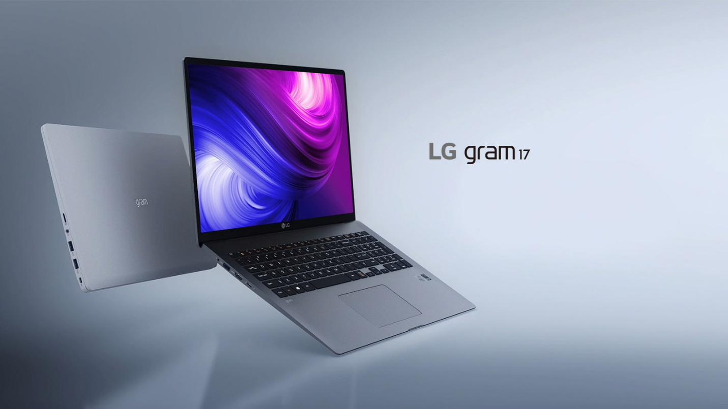 LG Gram 17 inch: Nhìn vậy mà không phải vậy - Ảnh 1.