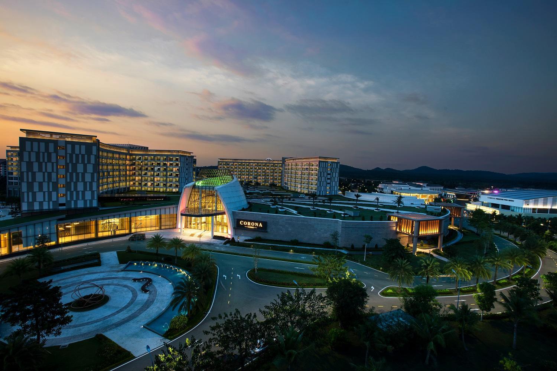 Corona Resort & Casino - Ngôi sao sáng của Bắc đảo Phú Quốc - Ảnh 1.