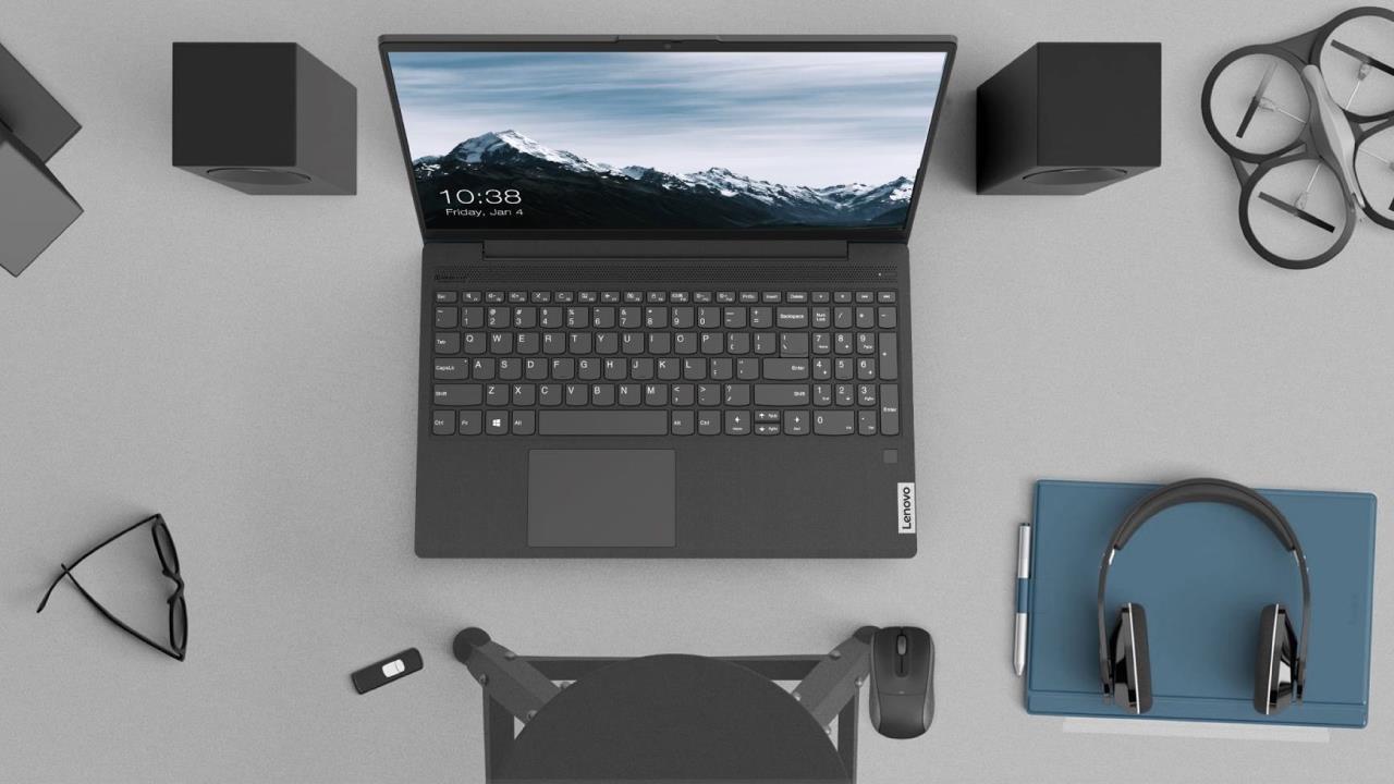 Laptop Lenovo sử dụng chip Ryzen: Năng động sáng tạo mọi nơi, chiến game đỉnh cao mọi lúc - Ảnh 1.