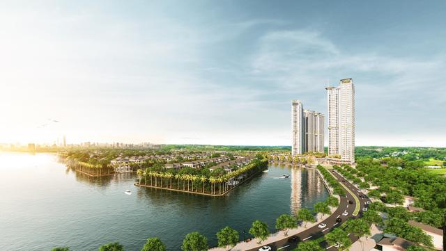 Thị trường bất động sản Hà Nội hấp dẫn trong những tháng cuối năm - Ảnh 3.