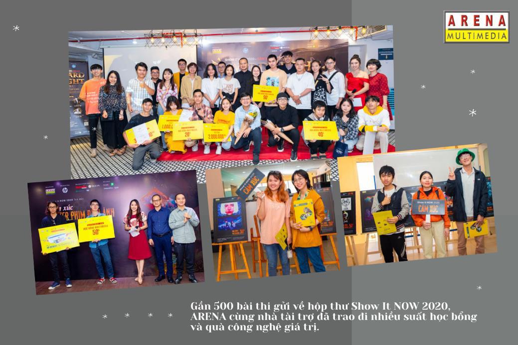 """Arena Multimedia và sứ mệnh """"Chắp cánh đam mê"""" cho giới trẻ Việt Nam - Ảnh 3."""