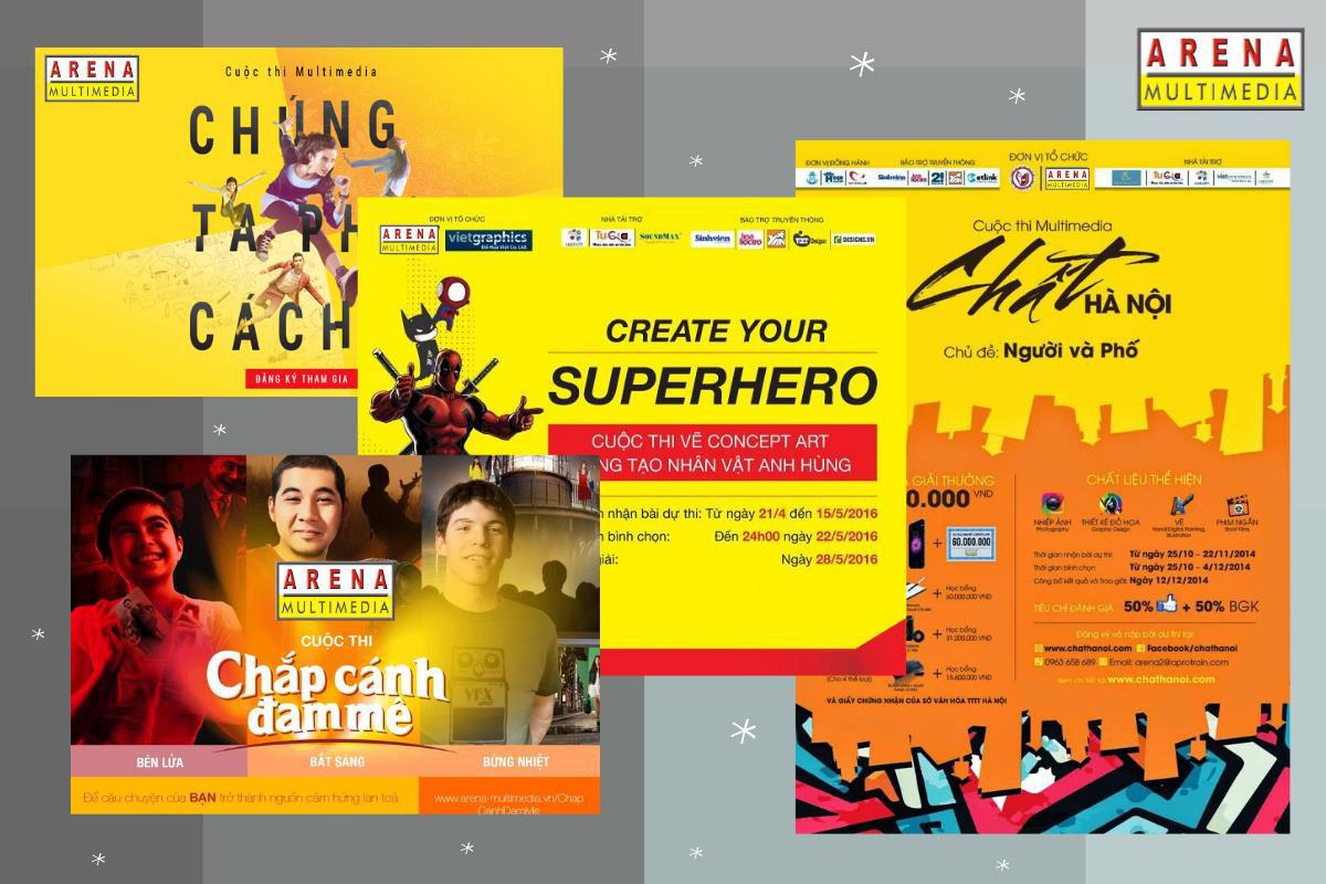 """Arena Multimedia và sứ mệnh """"Chắp cánh đam mê"""" cho giới trẻ Việt Nam - Ảnh 5."""