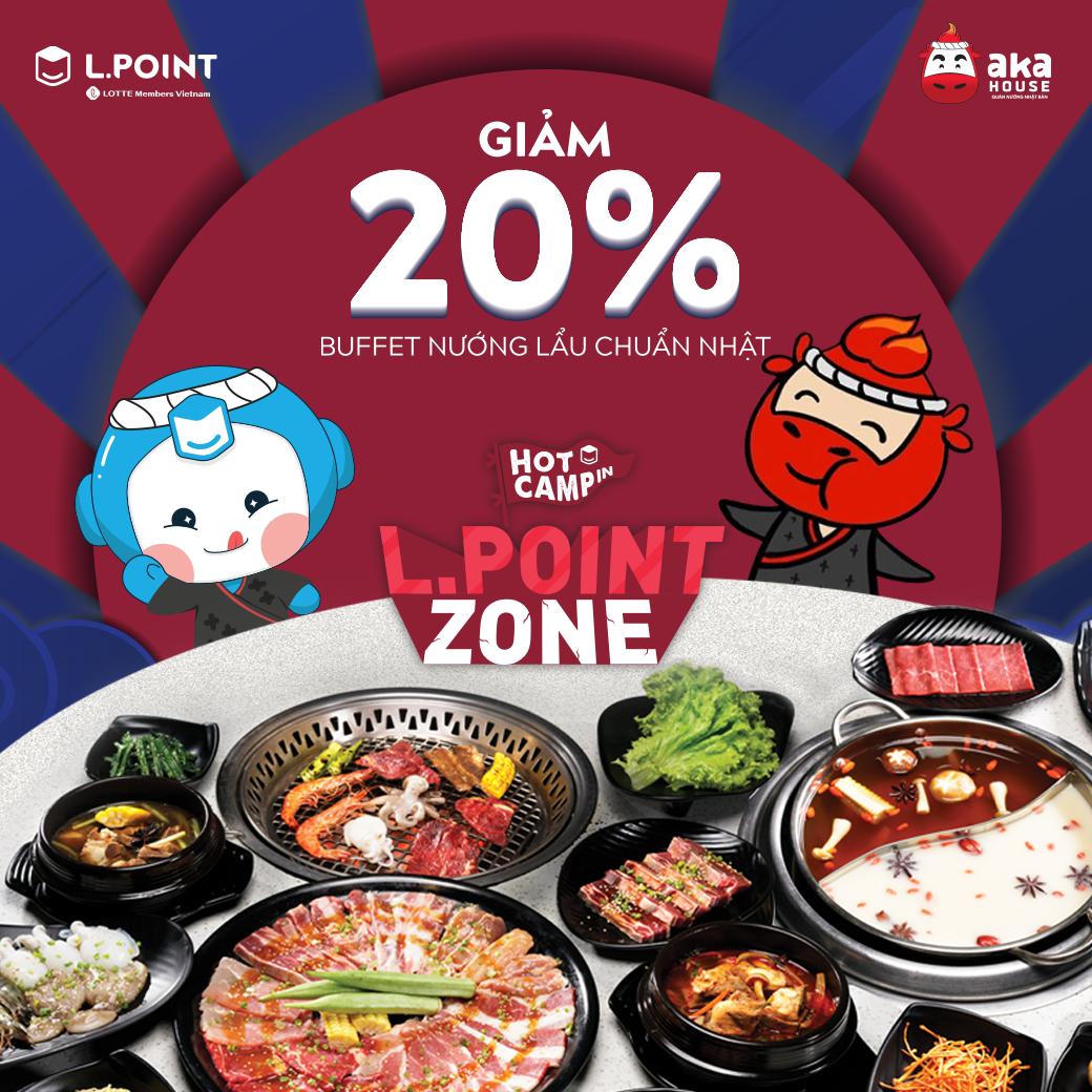 L.Point Zone: Ưu đãi lên đến 50% từ hơn 30 thương hiệu cho thành viên LOTTE - Ảnh 4.