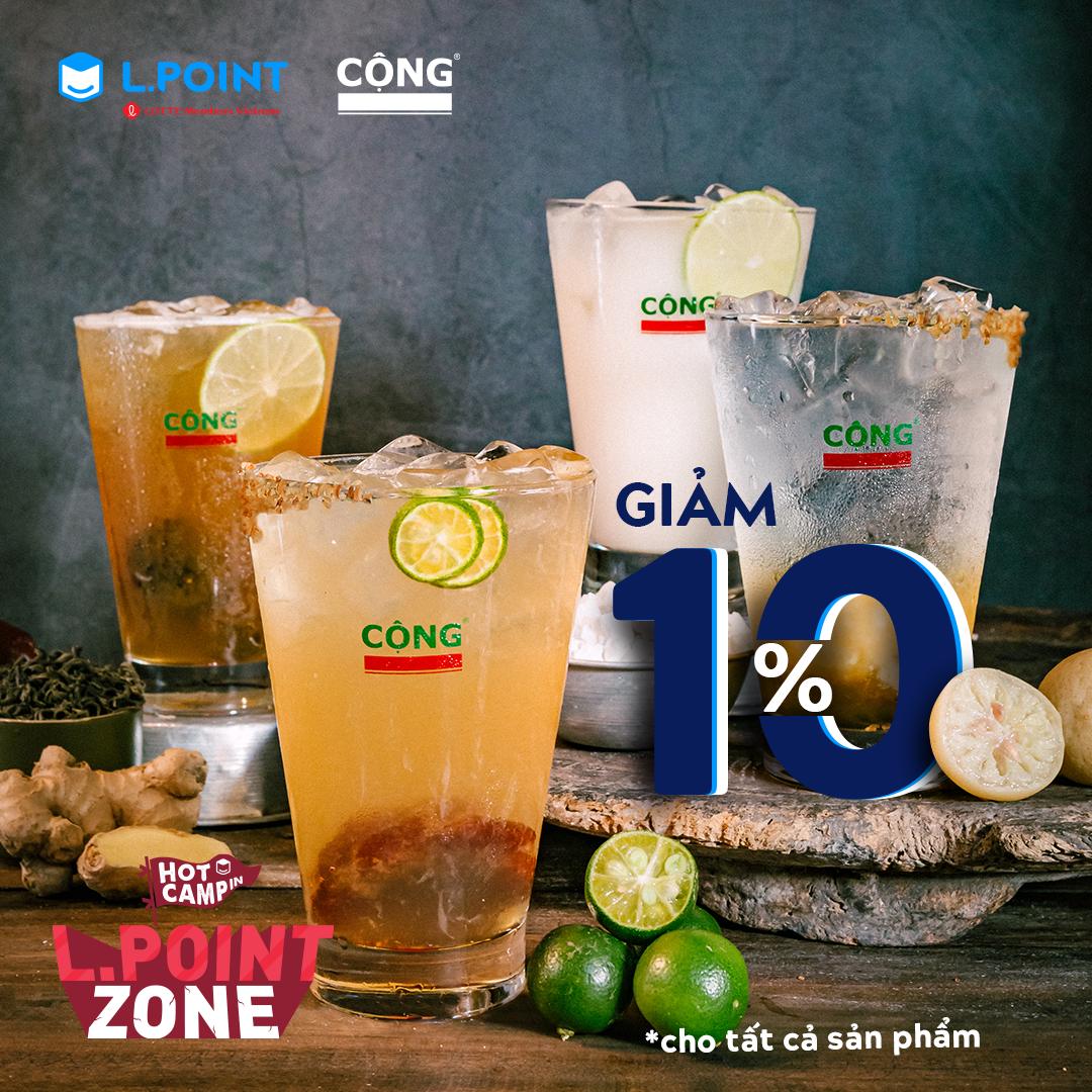 L.Point Zone: Ưu đãi lên đến 50% từ hơn 30 thương hiệu cho thành viên LOTTE - Ảnh 5.