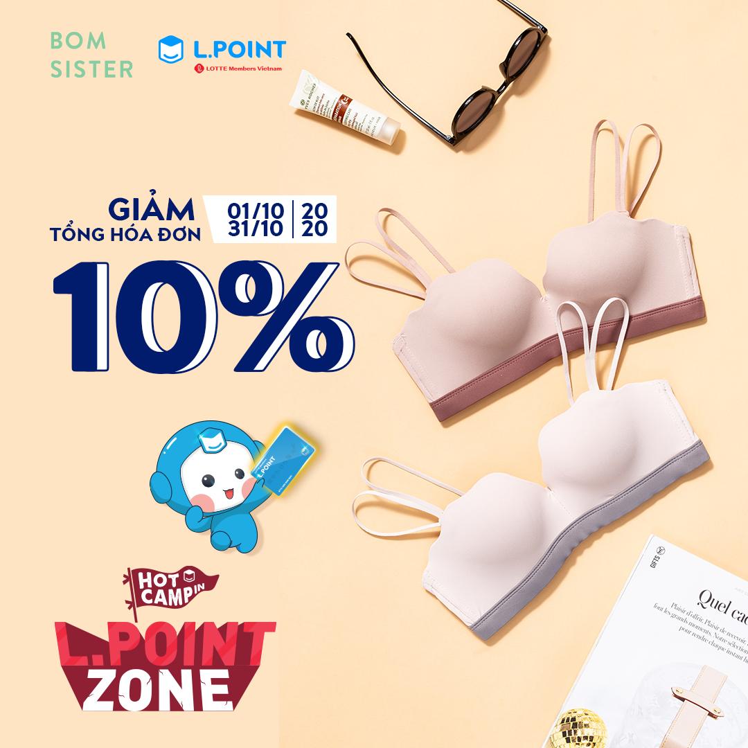 L.Point Zone: Ưu đãi lên đến 50% từ hơn 30 thương hiệu cho thành viên LOTTE - Ảnh 8.