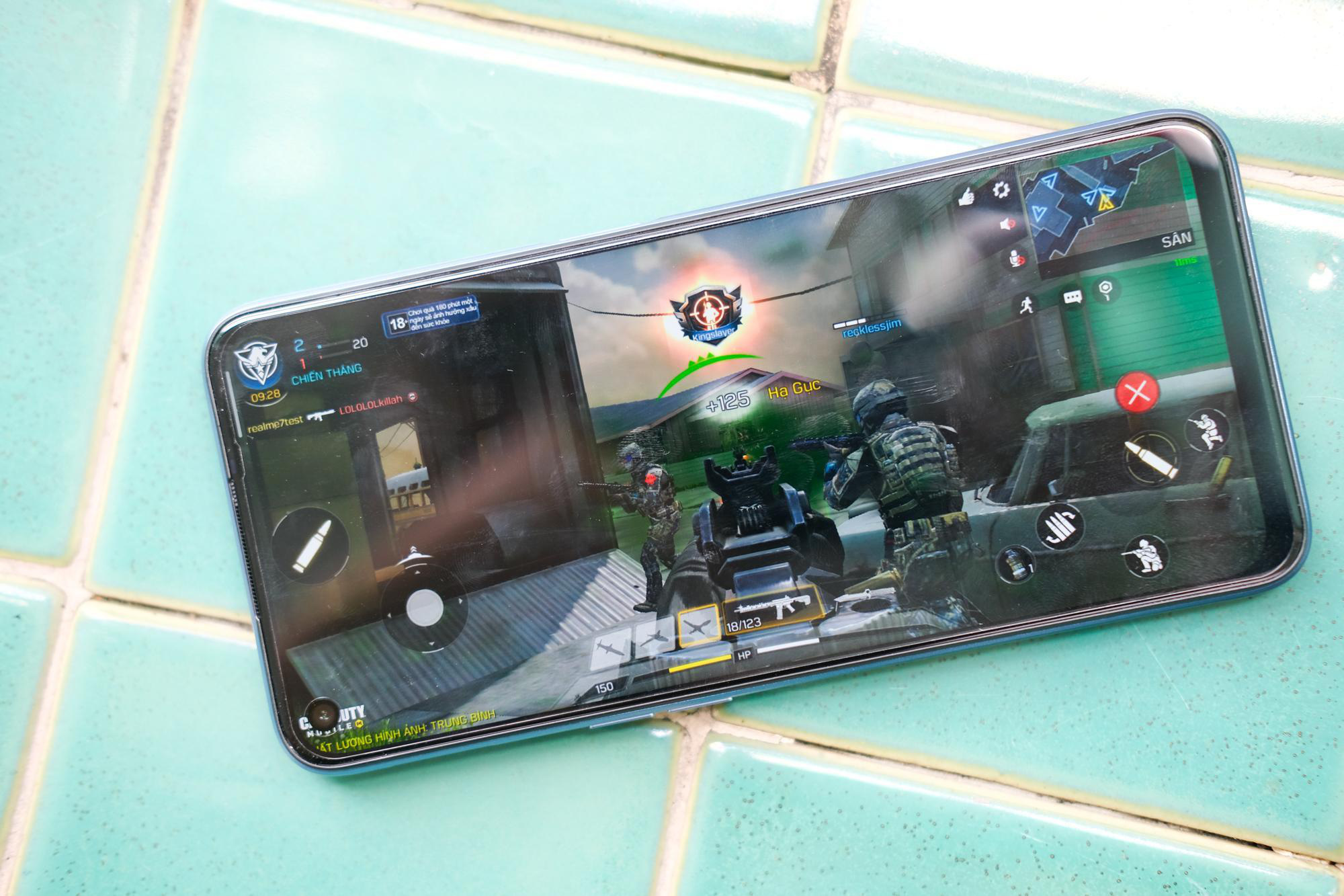 Đánh giá Realme 7: Hiệu năng mạnh mẽ, camera nhiều tính năng nổi bật - Ảnh 7.