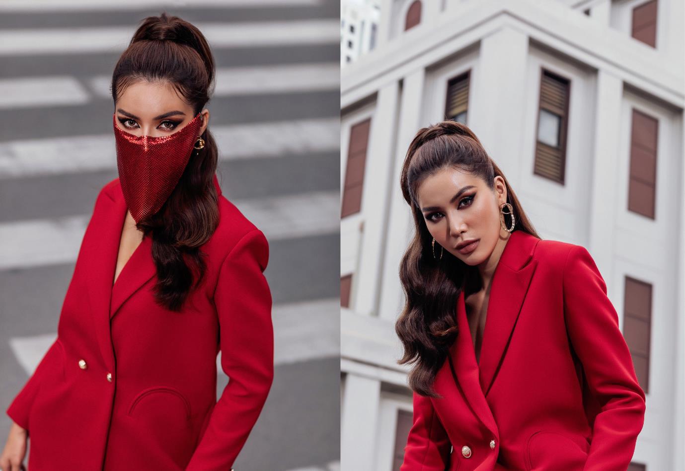 Diện đồ street style vẫn catwalk đầy thần thái, bộ đôi Hà Anh - Minh Tú vừa trở lại đã khuấy đảo làng thời trang Việt - Ảnh 2.