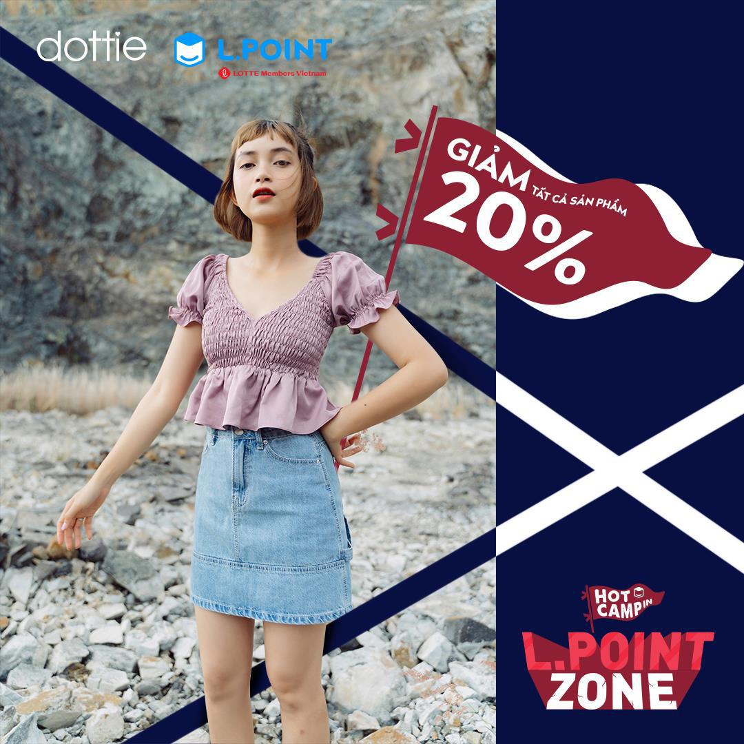L.Point Zone: Ưu đãi lên đến 50% từ hơn 30 thương hiệu cho thành viên LOTTE - Ảnh 6.