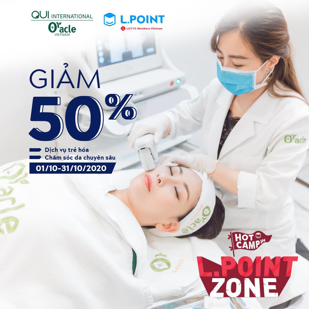 L.Point Zone: Ưu đãi lên đến 50% từ hơn 30 thương hiệu cho thành viên LOTTE - Ảnh 9.