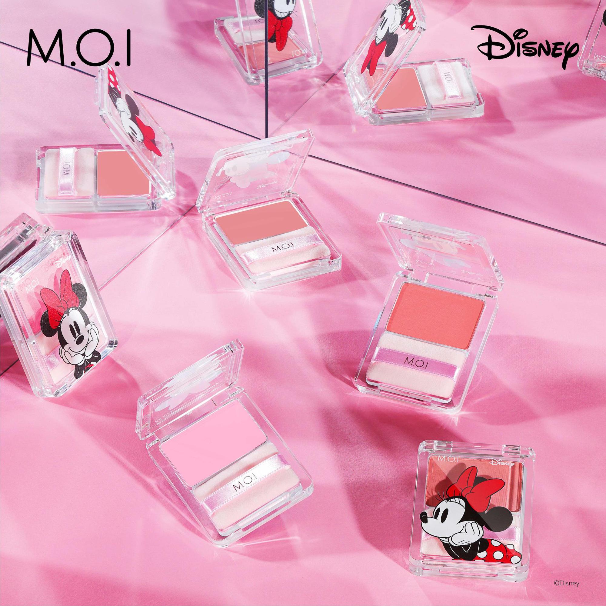 Vì sao BST son phấn M.O.I Cosmetics bắt tay với Disney của Hà Hồ lại khiến hàng loạt sao Việt thả tim ngập trời thế này? - Ảnh 9.