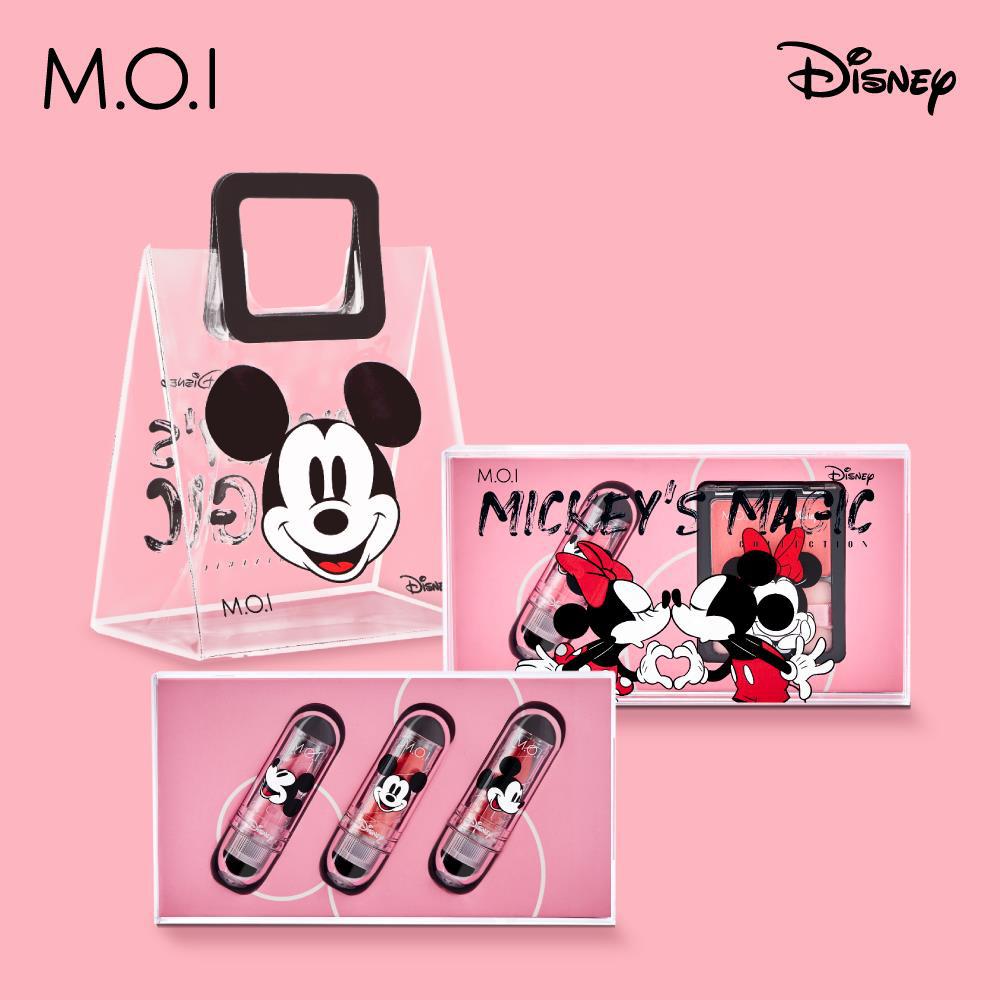 Vì sao BST son phấn M.O.I Cosmetics bắt tay với Disney của Hà Hồ lại khiến hàng loạt sao Việt thả tim ngập trời thế này? - Ảnh 10.