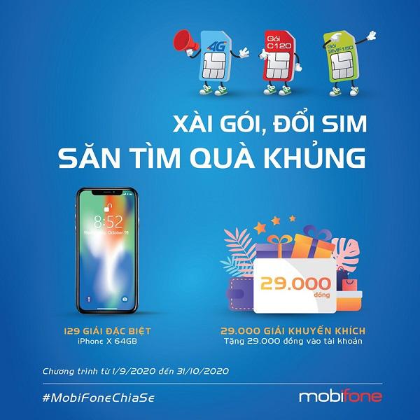 Cơ hội sở hữu iPhoneX chỉ với 90k cùng MobiFone - Ảnh 2.