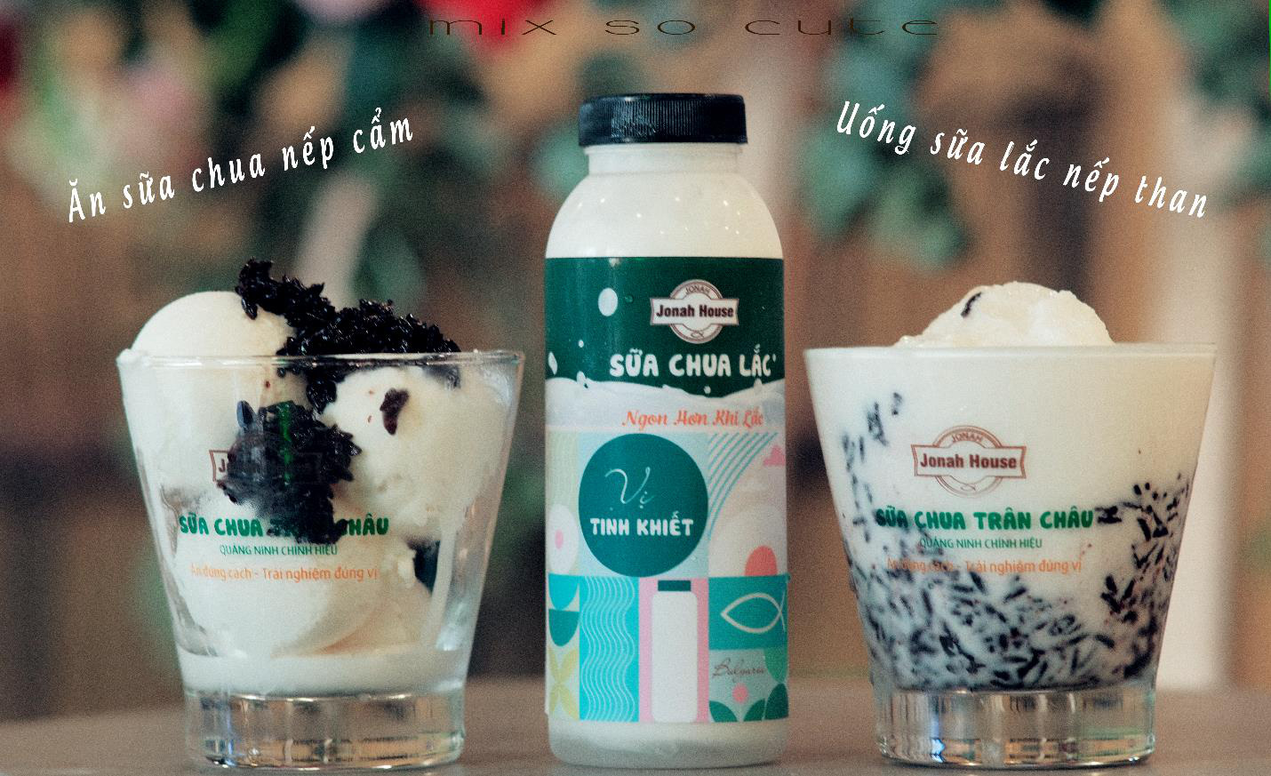 """Sữa chua lắc - Ăn vặt vẫn """"healthy & balance"""" - Ảnh 2."""