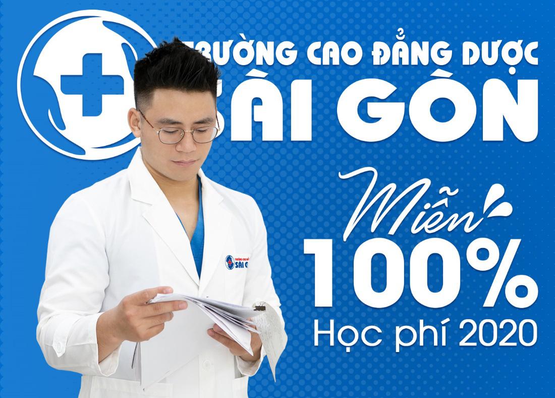 Covid-19: Miễn 100% học phí Cao đẳng Dược TP. Hồ Chí Minh năm 2020 - Ảnh 1.