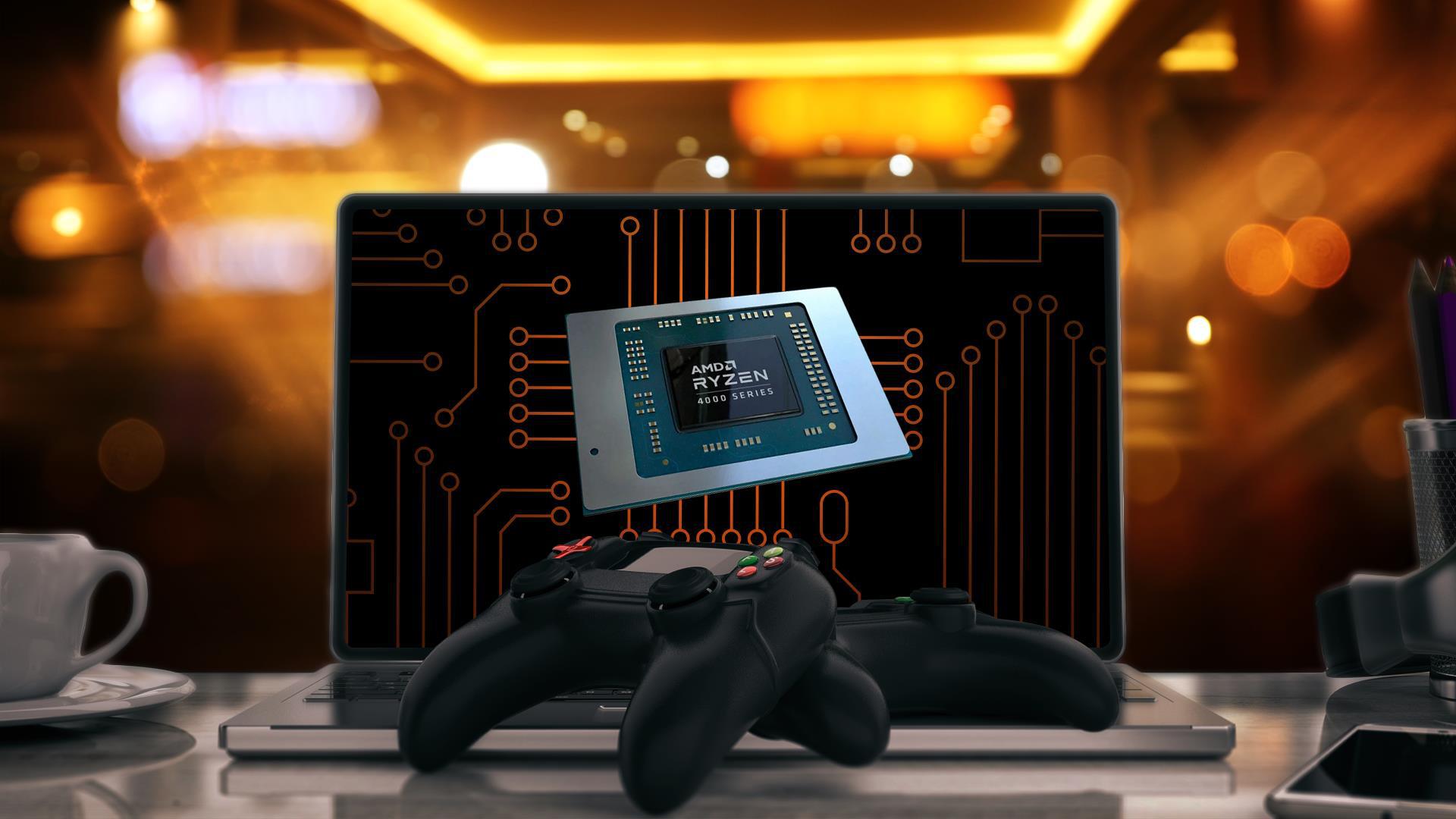 """Tận hưởng thế giới game đúng """"chất"""" cùng laptop gaming sử dụng CPU AMD Ryzen Mobile 4000 series - Ảnh 3."""