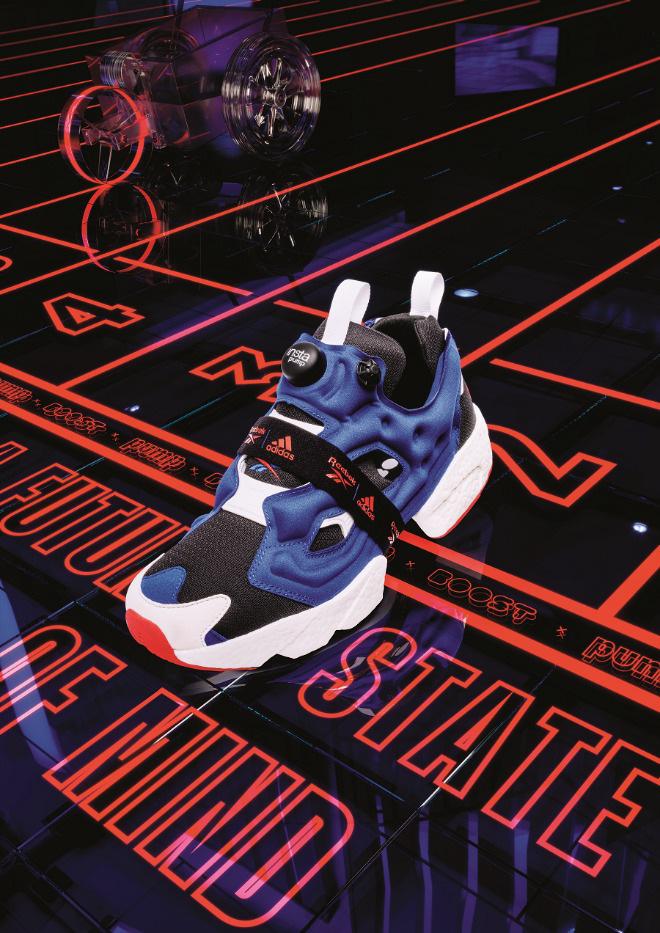 """Reebok X adidas - Ra mắt BST Instapump Fury BOOST mùa FW20 mang đậm """"Cảm hứng đến từ tương lai"""" - Ảnh 2."""