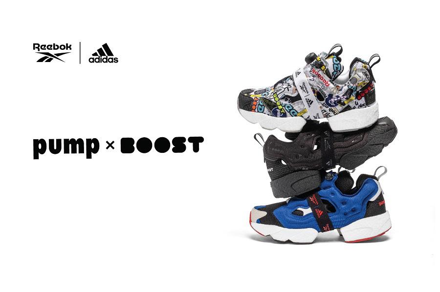 """Reebok X adidas - Ra mắt BST Instapump Fury BOOST mùa FW20 mang đậm """"Cảm hứng đến từ tương lai"""" - Ảnh 1."""