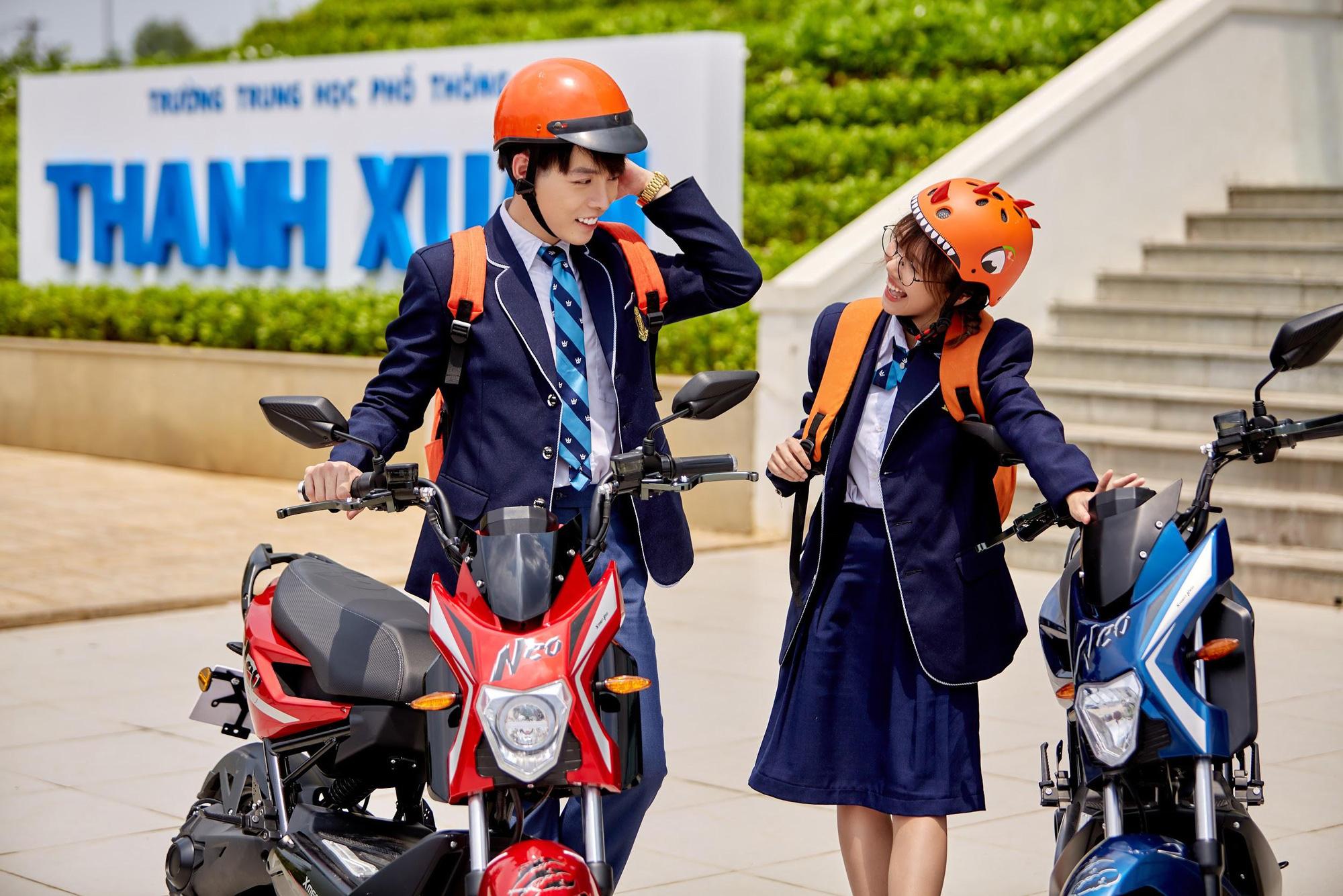 Top 3 mẫu xe máy điện được học sinh ưa chuộng cho năm học mới - Ảnh 1.
