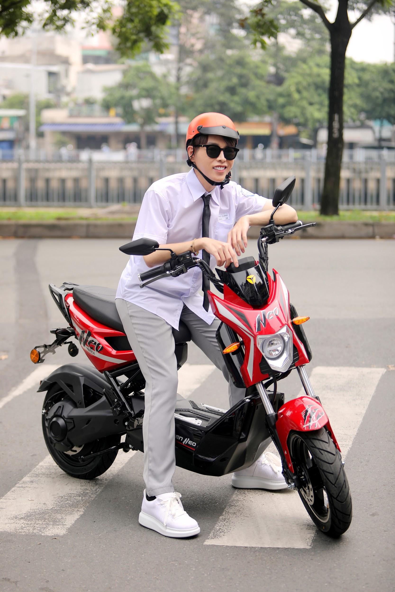 Top 3 mẫu xe máy điện được học sinh ưa chuộng cho năm học mới - Ảnh 3.