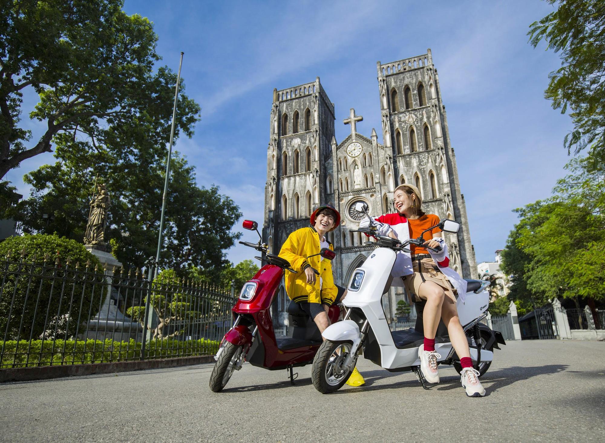 Top 3 mẫu xe máy điện được học sinh ưa chuộng cho năm học mới - Ảnh 5.