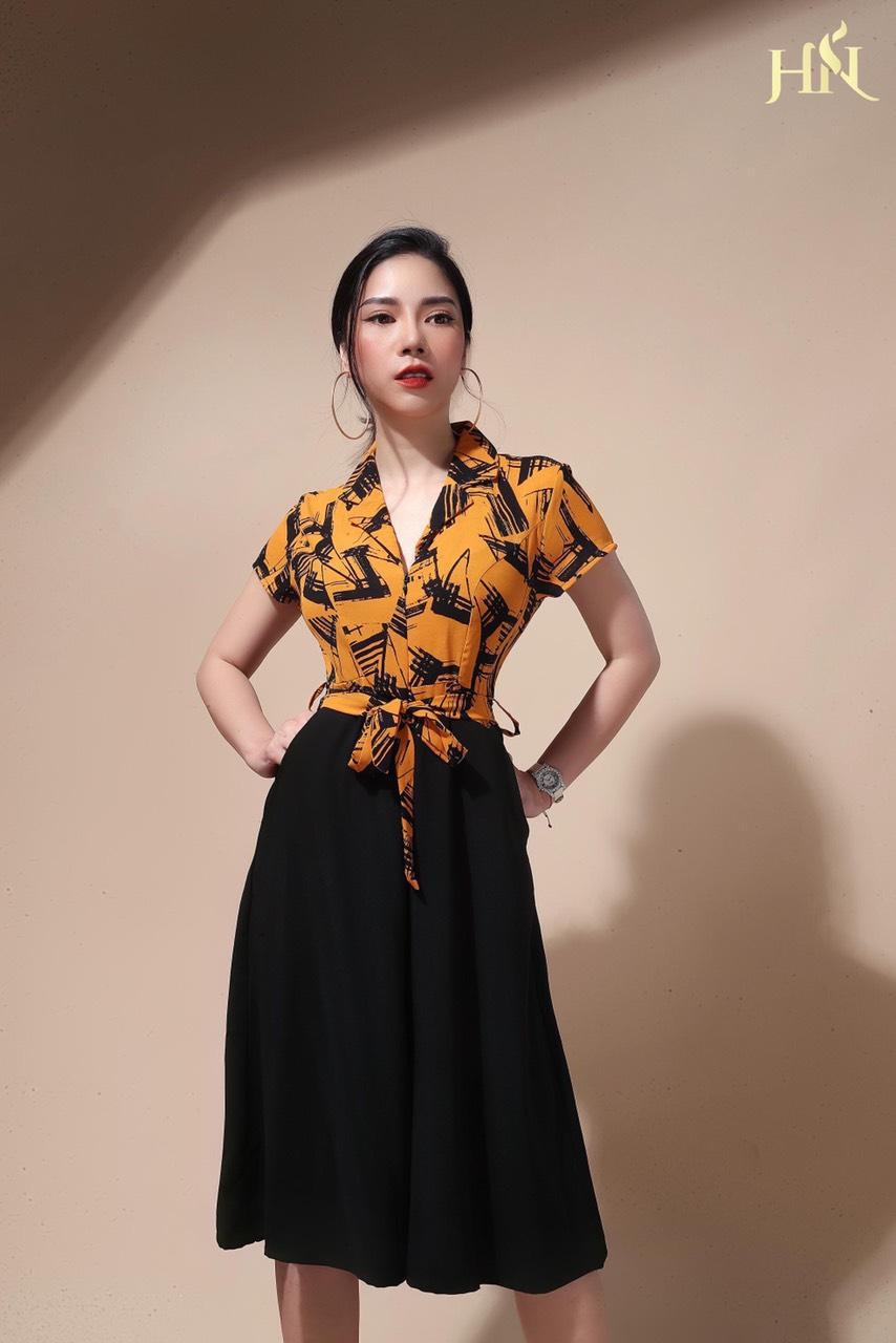 Thời trang công sở thiết kế Hoa Nấm bứt phá và ấn tượng - Ảnh 3.