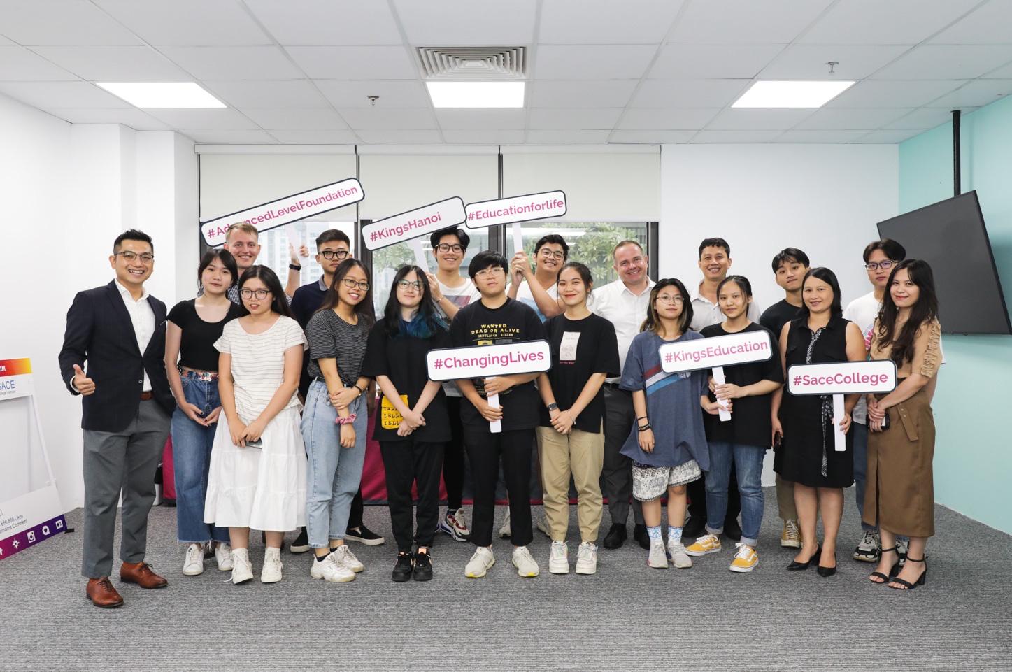 Chương trình Kings tại Hà Nội khai giảng tháng 9/2020 - Ảnh 1.