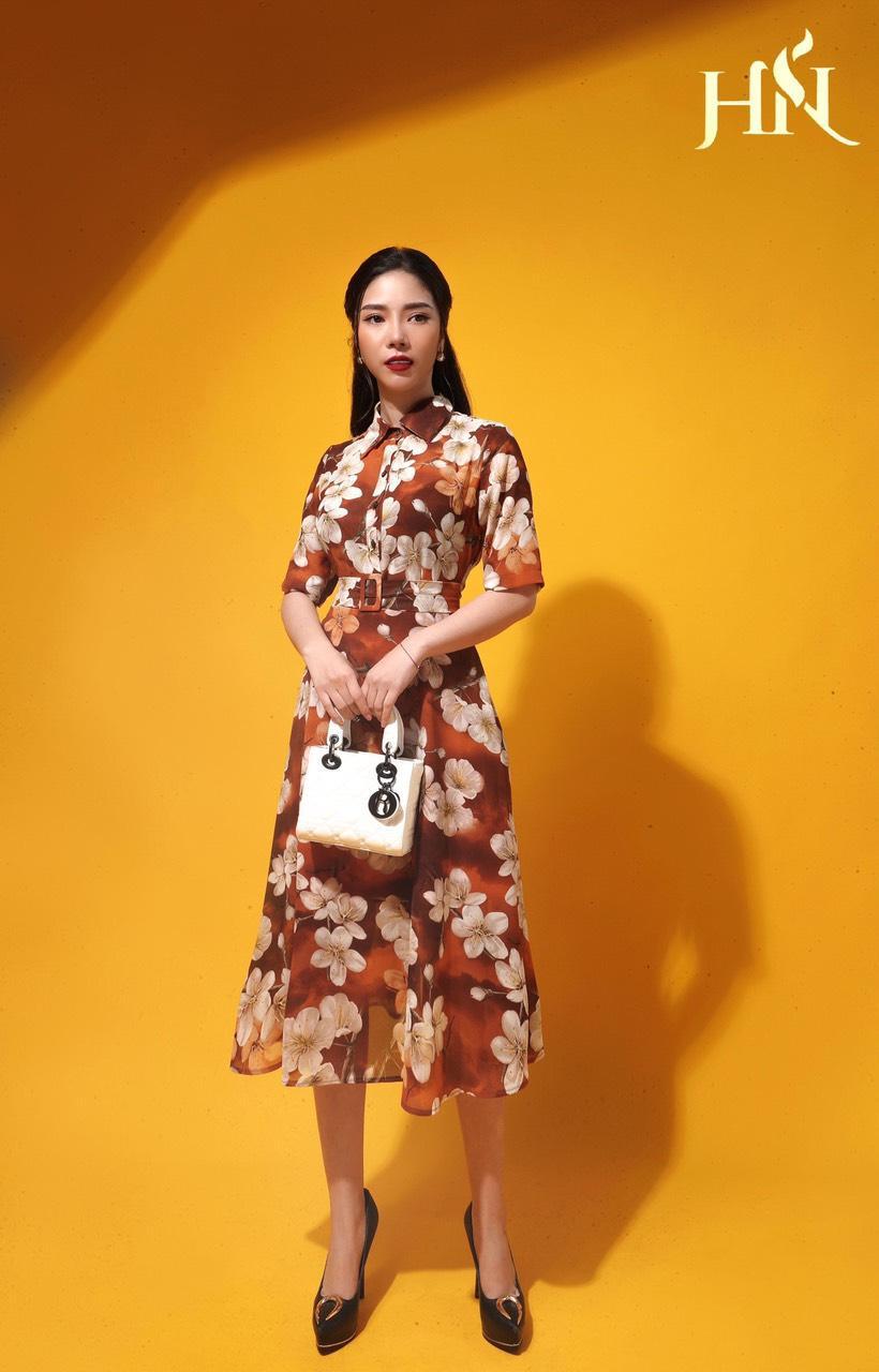 Thời trang công sở thiết kế Hoa Nấm bứt phá và ấn tượng - Ảnh 2.