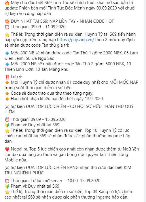 """Tân Thiên Long Mobile VNG chính thức ra mắt phiên bản mới với loạt Big Update và Event """"siêu khủng"""" - Ảnh 5."""