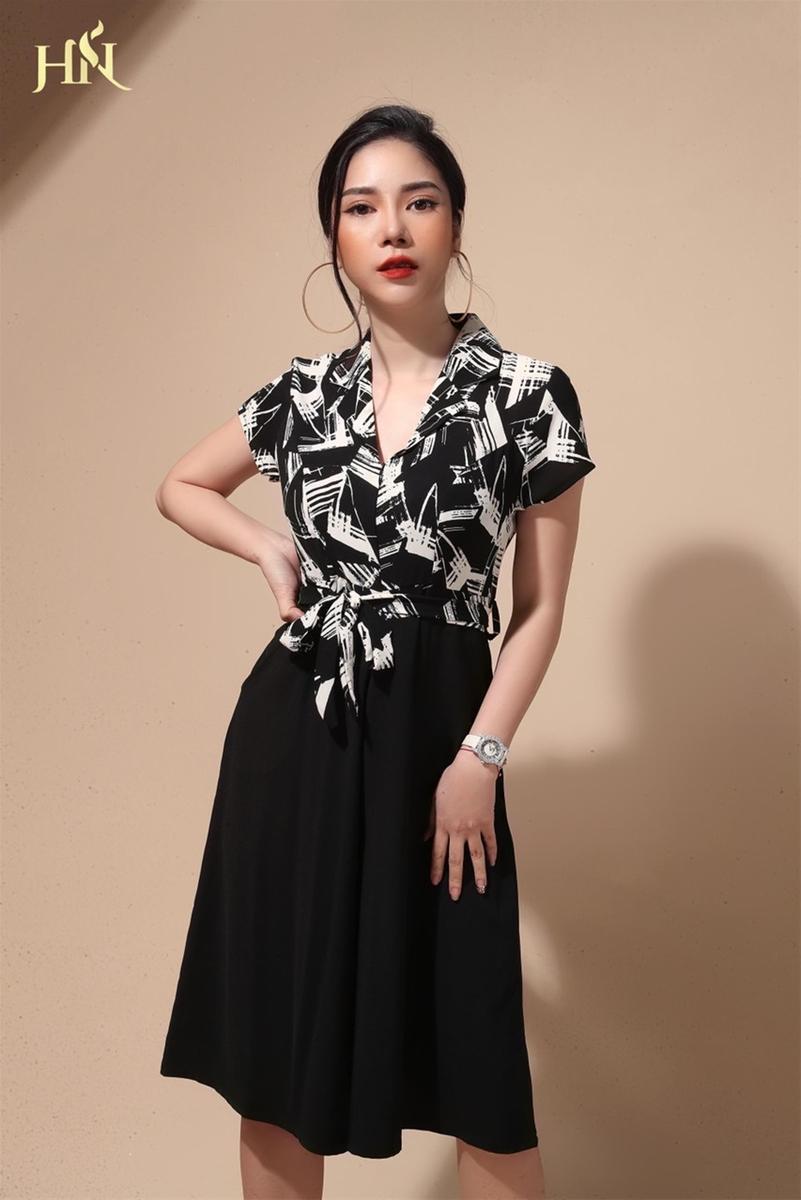 Thời trang công sở thiết kế Hoa Nấm bứt phá và ấn tượng - Ảnh 5.