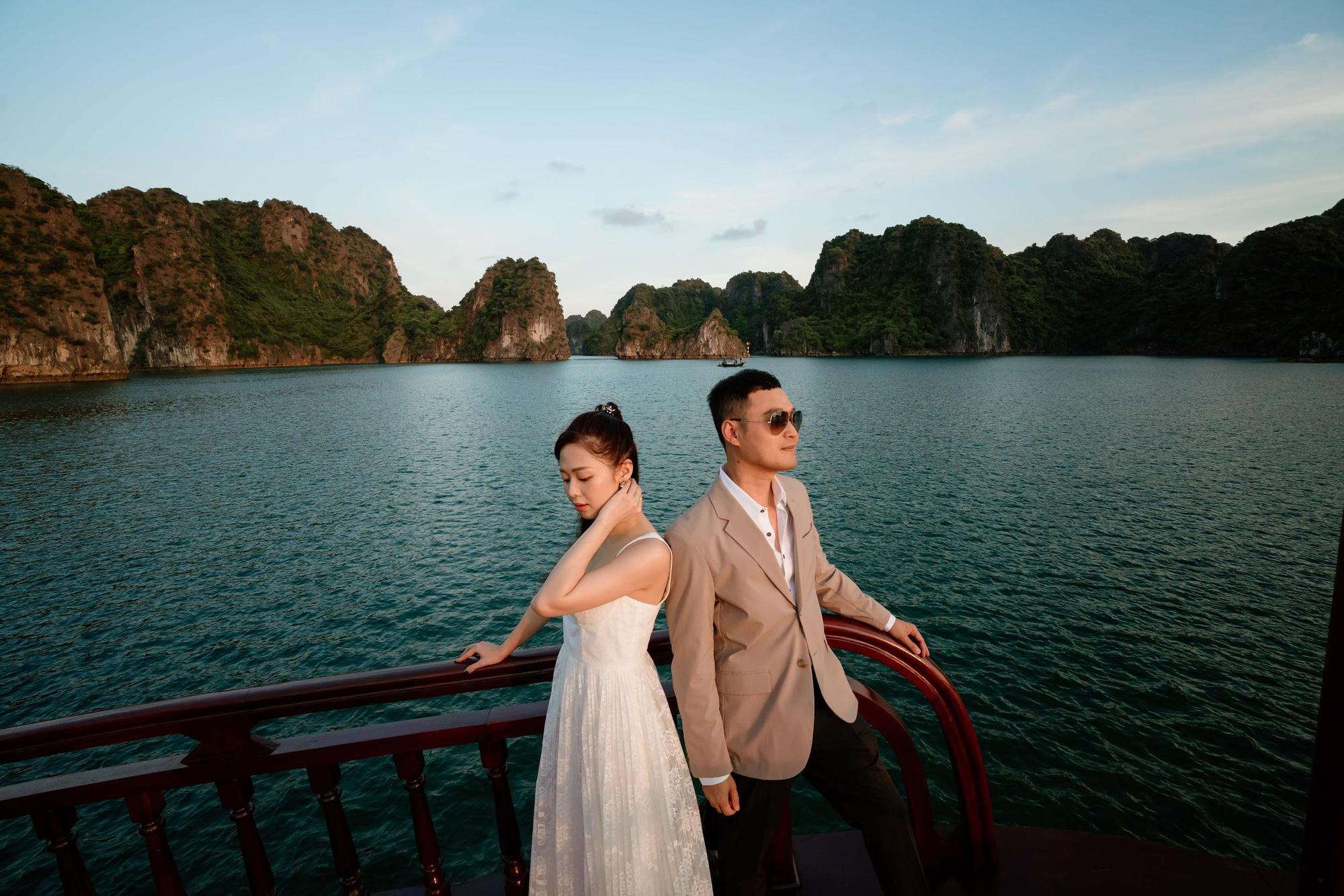 Hạ Long bình thường đã đẹp, nay lại càng lộng lẫy hơn qua những thước phim Quang Vinh Đi Việt Nam! - Ảnh 8.