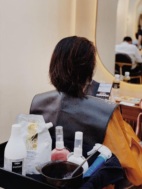 Bật mí hair salon siêu xinh tại thành phố Hồ Chí Minh - Ảnh 7.