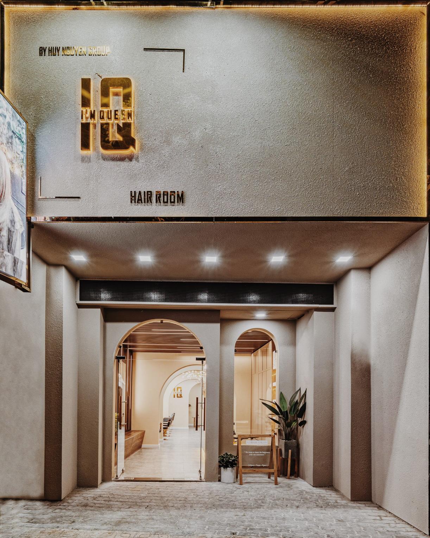 Bật mí hair salon siêu xinh tại thành phố Hồ Chí Minh - Ảnh 2.