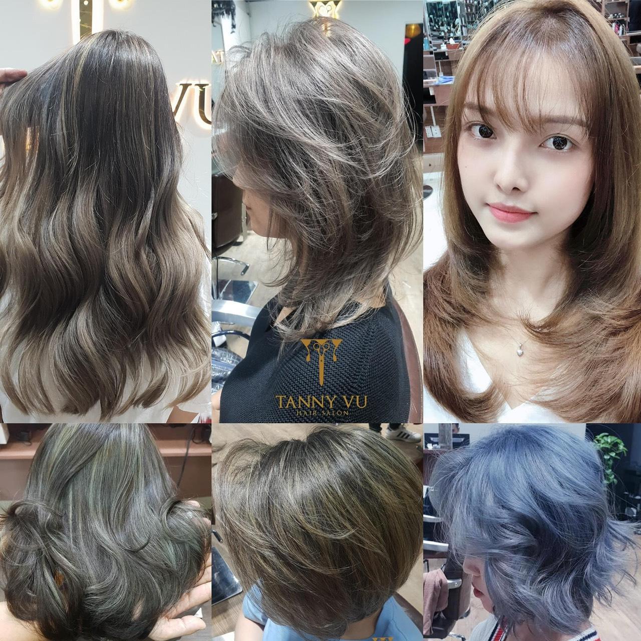Muốn có một mái tóc đẹp thời trang để đón Tết đừng bỏ qua địa chỉ làm tóc sang xịn này! - Ảnh 2.