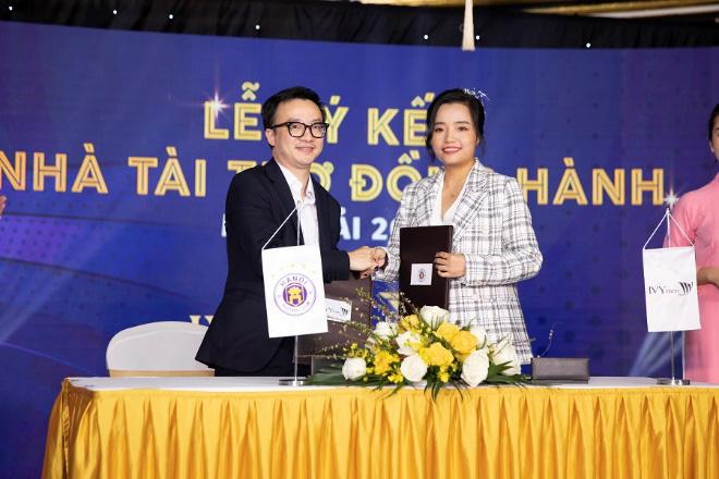 IVY men chính thức trở thành Nhà tài trợ trang phục cho CLB Bóng Đá Hà Nội mùa giải 2021 - Ảnh 3.