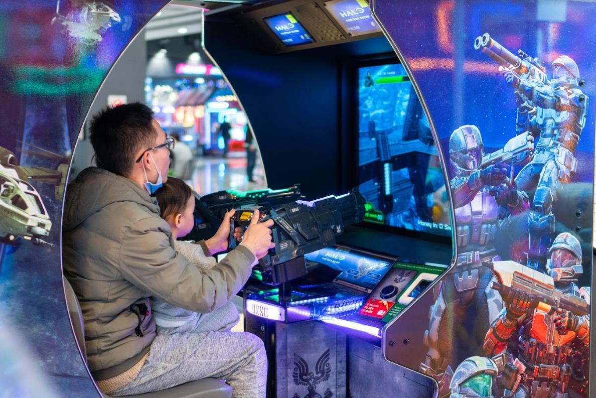 Timezone gia tăng vị thế là nơi giải trí thu hút hàng đầu vào mùa Tết 2021 - Ảnh 1.