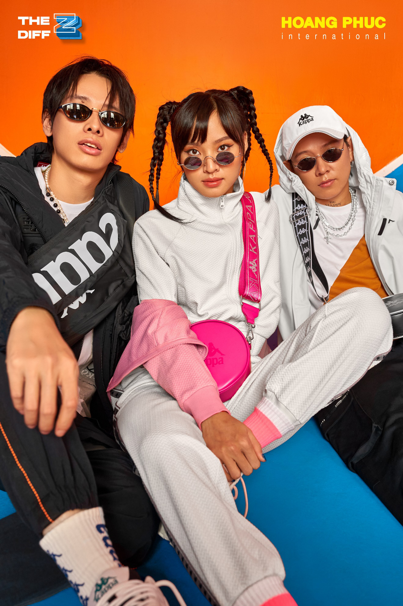 Tự tin và khác biệt cùng THE DIFF Z - Bộ ảnh thời trang Tết Tân Sửu 2021 từ HOANG PHUC International hợp tác cùng stylist của Binz - Ảnh 2.