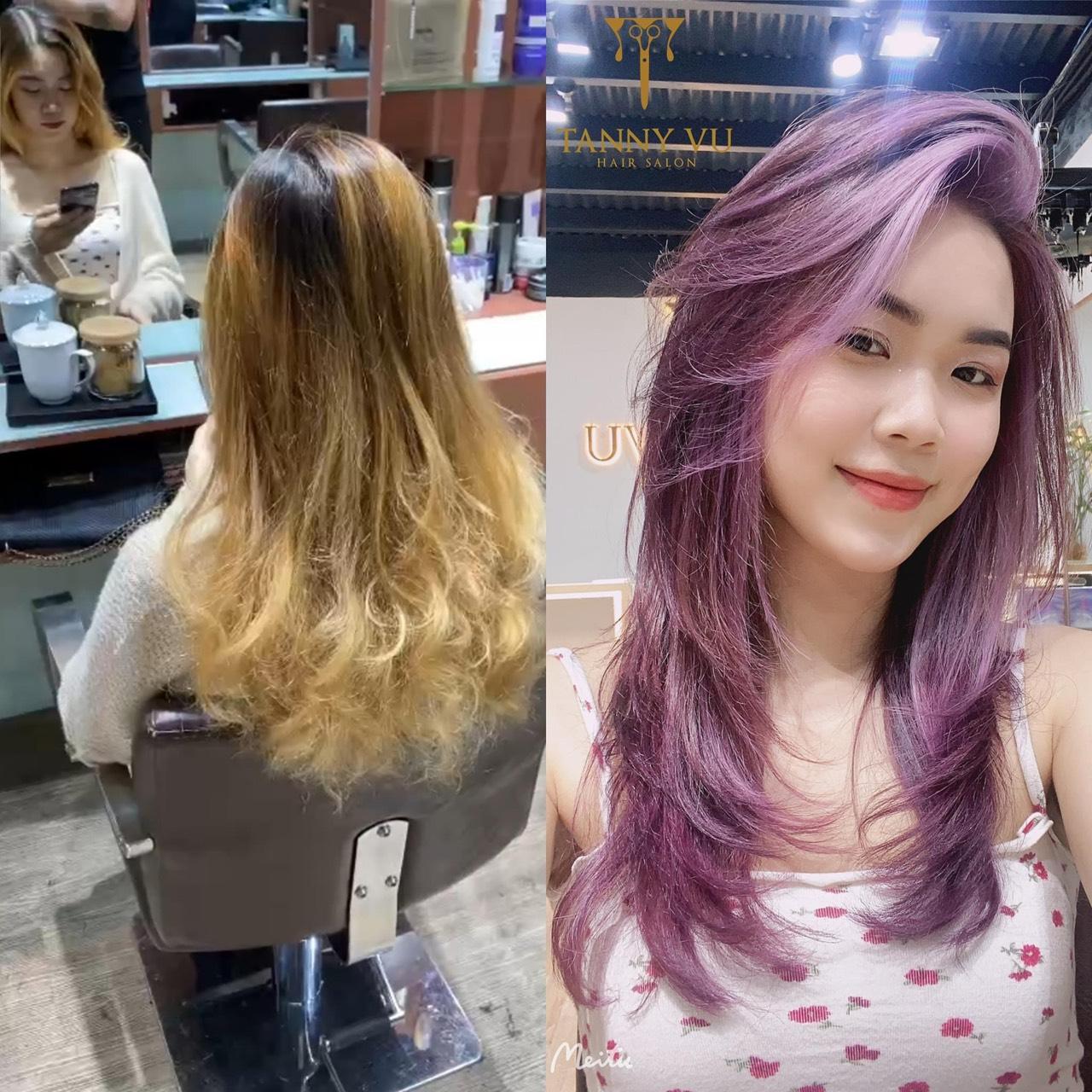 Muốn có một mái tóc đẹp thời trang để đón Tết đừng bỏ qua địa chỉ làm tóc sang xịn này! - Ảnh 3.