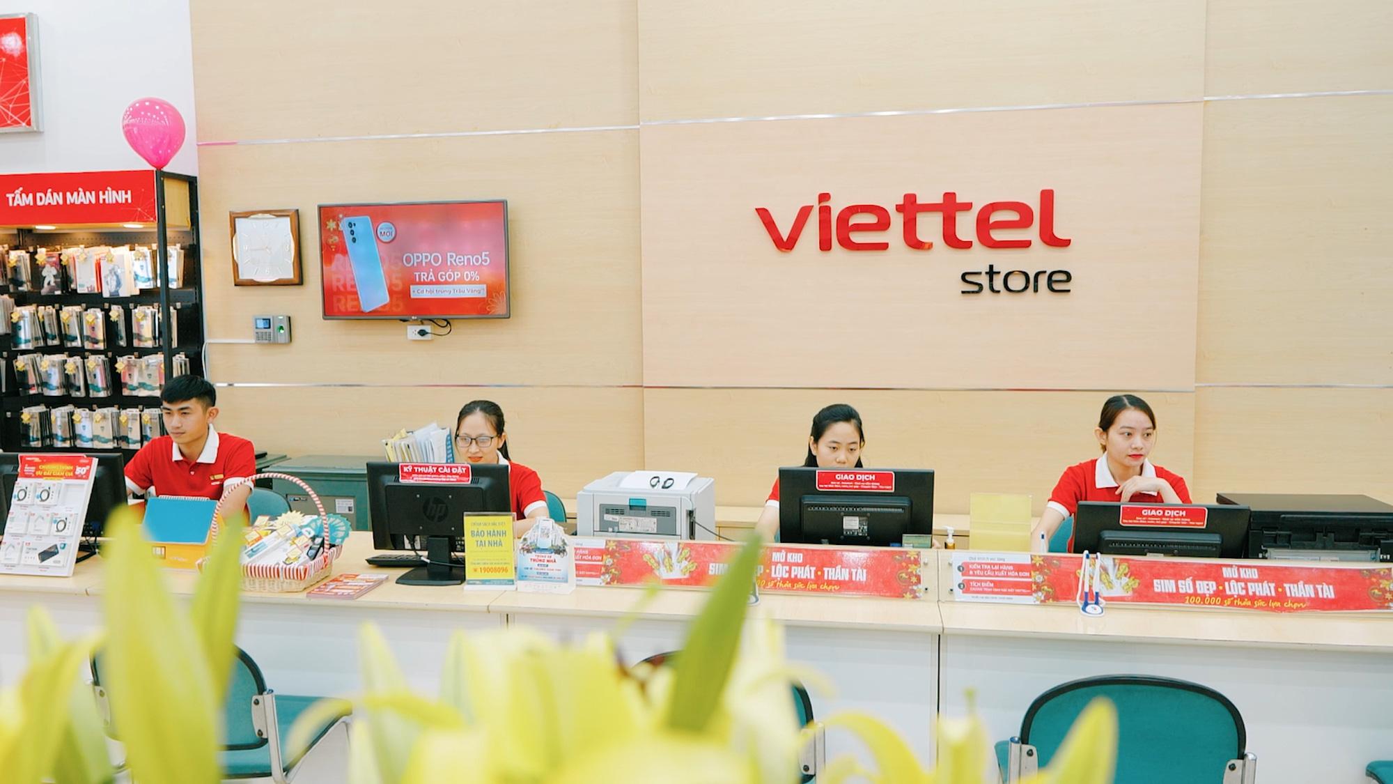 Trẻ trung, tươi mới là điều mà ai cũng thấy khi Viettel Store thay đổi nhận diện thương hiệu mới - Ảnh 3.