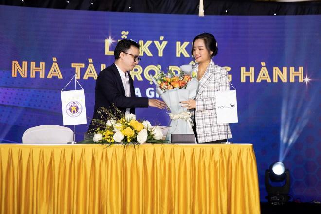 IVY men chính thức trở thành Nhà tài trợ trang phục cho CLB Bóng Đá Hà Nội mùa giải 2021 - Ảnh 5.