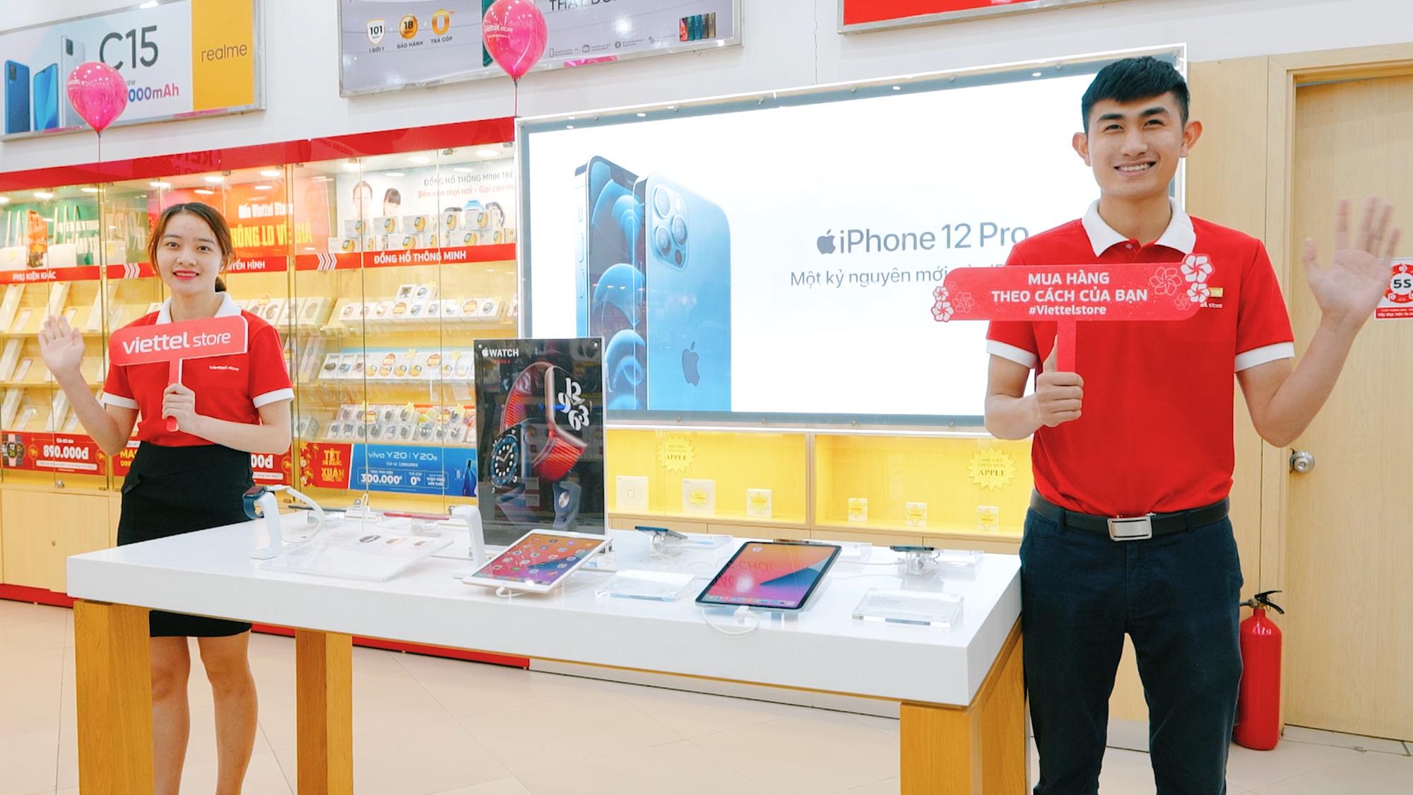 Trẻ trung, tươi mới là điều mà ai cũng thấy khi Viettel Store thay đổi nhận diện thương hiệu mới - Ảnh 4.